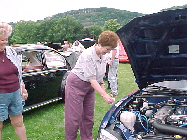Oakmont Car Show